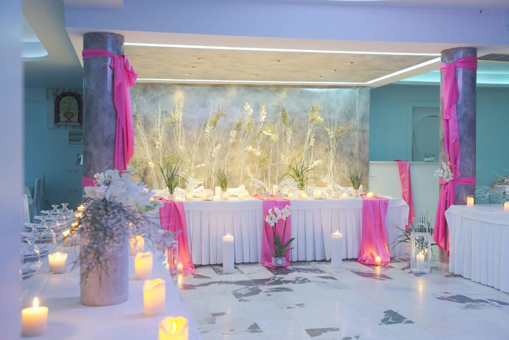 Wedding venue Santorini - 01