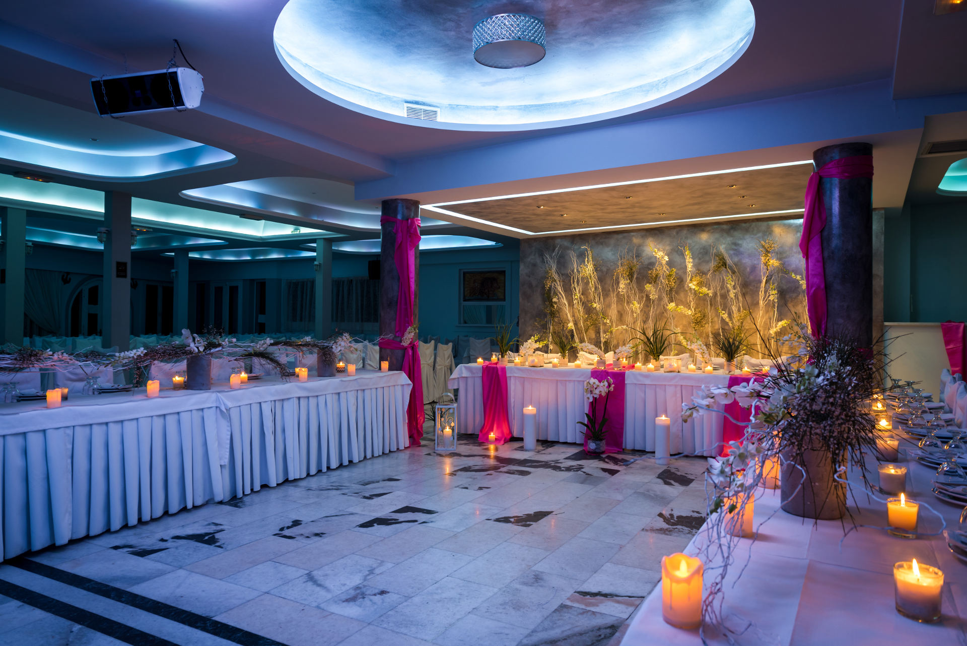 dimitris restaurant santorini wedding